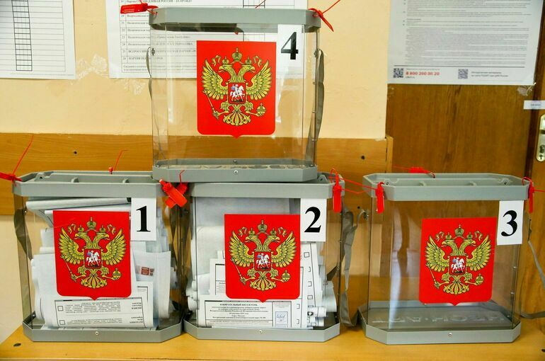 В ЦИК показали, как избирательные бюллетени хранят ночью