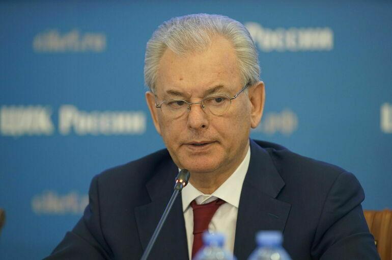 В ЦИК рассказали о голосовании на выборах в Крыму