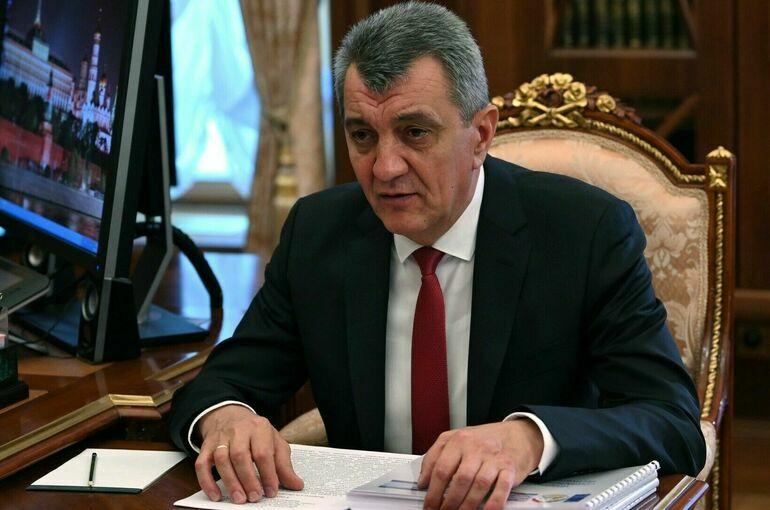 Парламент Северной Осетии избрал главой региона Сергея Меняйло