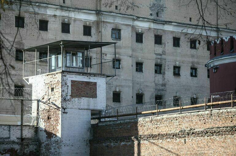 В местах содержания под стражей проголосовали почти 83 тысячи человек, сообщили во ФСИН