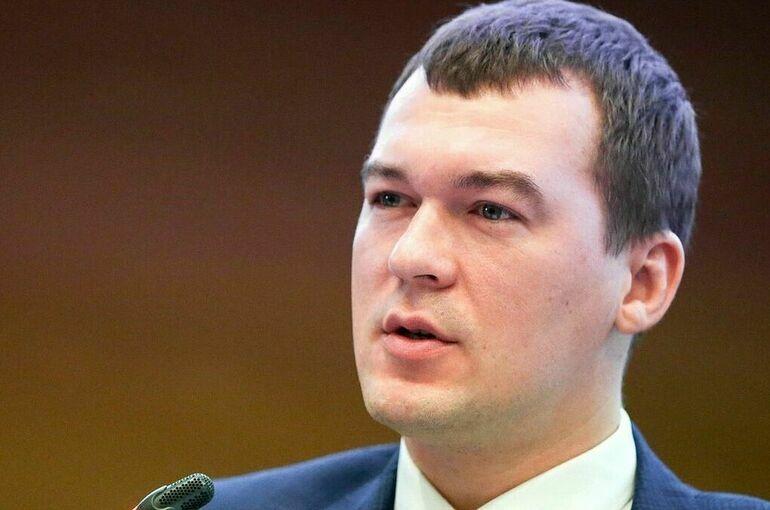 Экзитпол: Дегтярев лидирует на выборах главы Хабаровского края