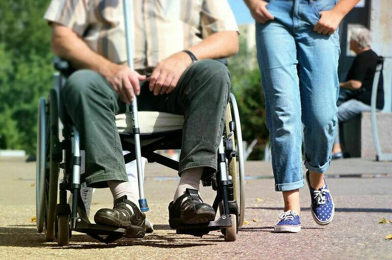 Для инвалидов голосование стало доступнее, заявили в ЦИК