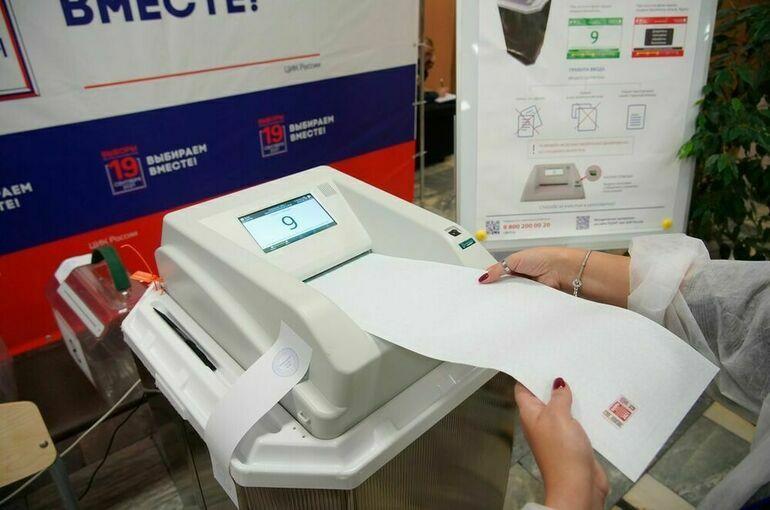 В МВД заявили о снижении числа сообщений о нарушениях на выборах