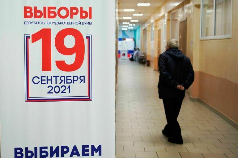 Общественный штаб не зафиксировал крупных нарушений на выборах в Москве