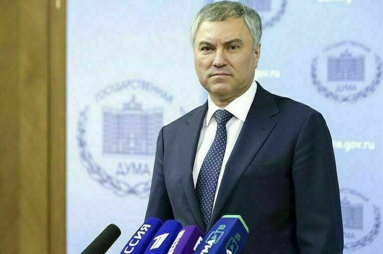 Володин с большим отрывом лидирует на выборах в Саратовском одномандатном округе
