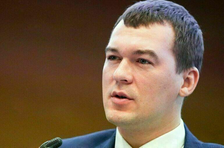 Дегтярев рассказал, кто станет сенатором от исполнительной власти Хабаровского края