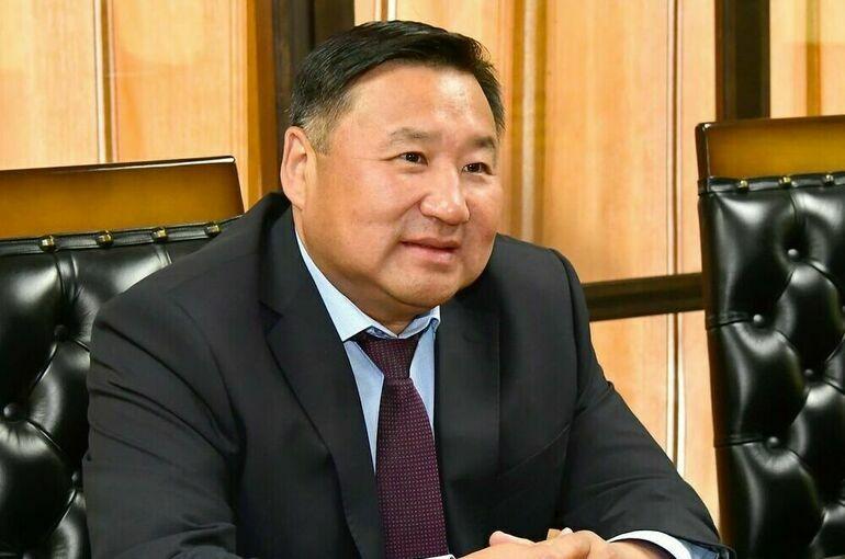 Врио губернатора Тувы лидирует на выборах главы региона