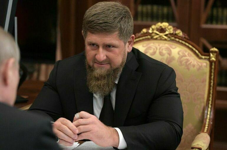 Кадыров побеждает на выборах главы Чечни