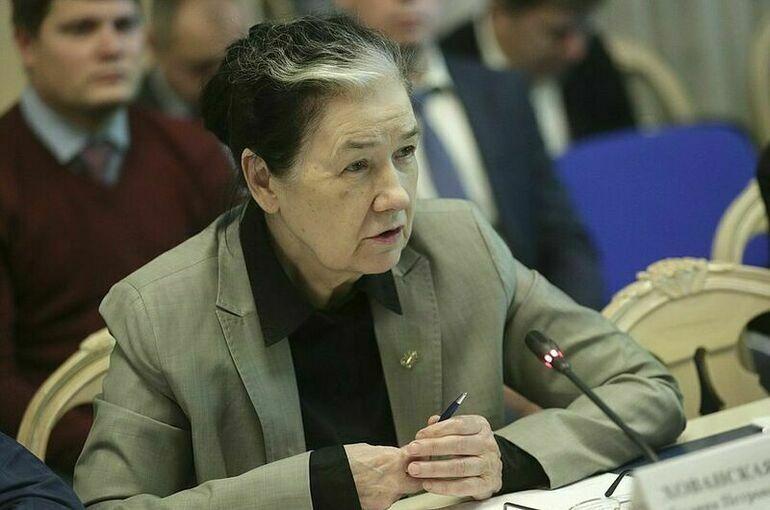 Хованская побеждает на выборах в Госдуму в Москве