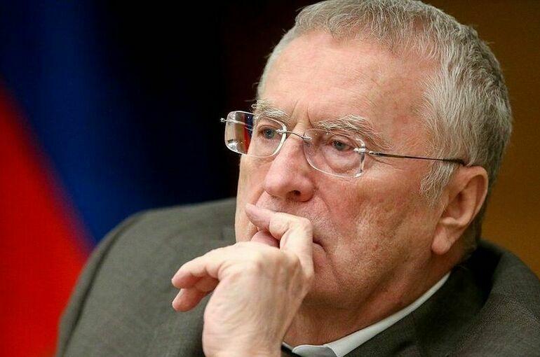 Жириновский заявил, что возглавит фракцию ЛДПР в Госдуме нового созыва