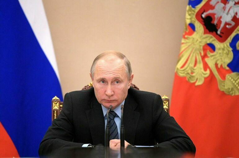 Президент выразил соболезнования в связи с трагедией в Перми