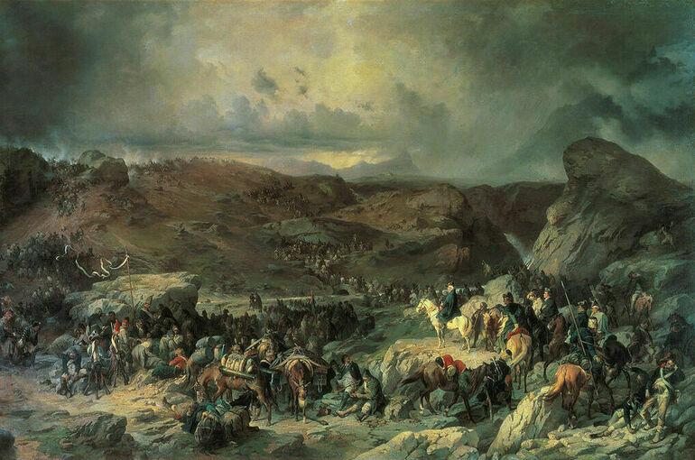Зачем Суворов отправился в Швейцарский поход