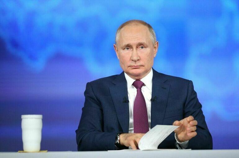 Путин потребовал через три года гарантировать россиянам доступ к первичной медпомощи