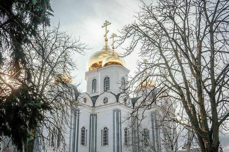 Православные отмечают Рождество Богородицы