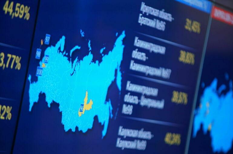 ЦИК распределил депутатские мандаты по итогам выборов в Госдуму VIII созыва