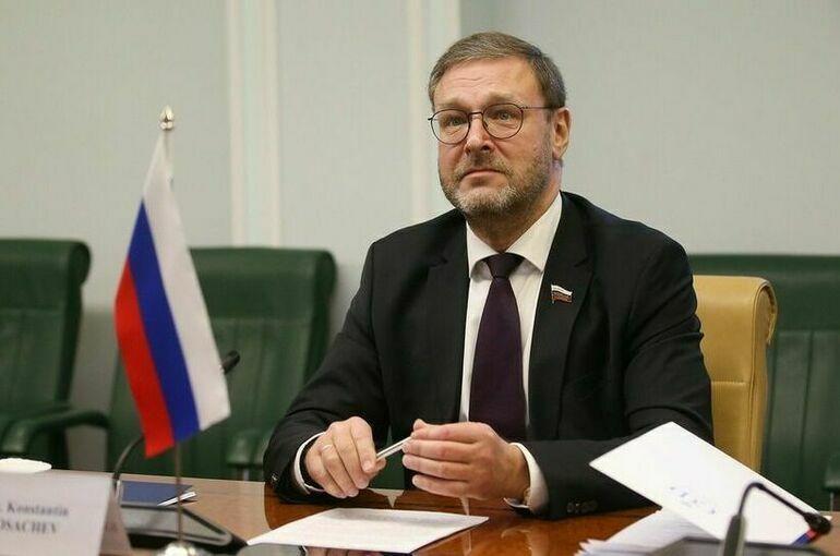 Косачев: международные наблюдатели признали выборы в России честными и прозрачными