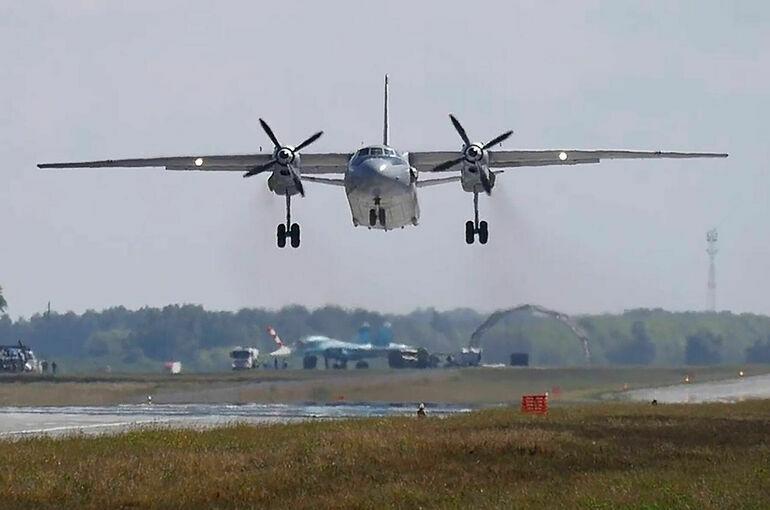 Самолёт Ан-26 пропал с радаров в Хабаровском крае
