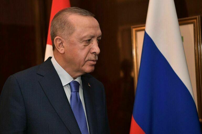 Политолог прокомментировал заявление Эрдогана об «аннексированном» Крыме