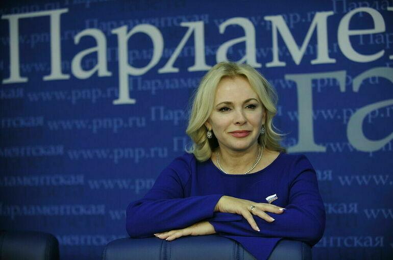 Ковитиди призвала ввести мораторий на отмену товарных знаков производителей Крыма