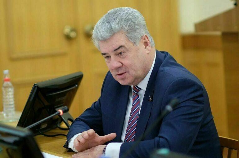 Бондарев: американские санкции для России не в новинку