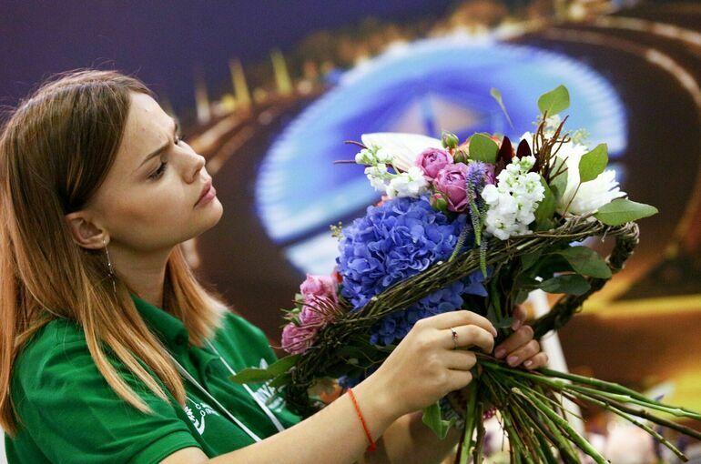 Российских цветоводов хотят поддержать не только рублём