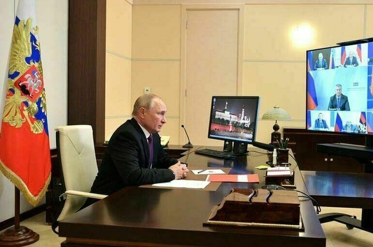 Путин встретится с руководителями думских фракций 25 сентября