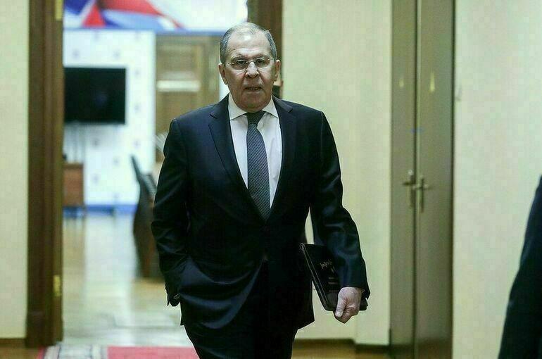 Лавров заявил, что унего еще сохранился иммунитет кCOVID-19