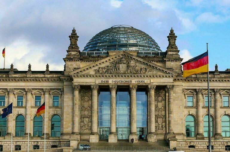 Социал-демократы Германии выиграли выборы в бундестаг