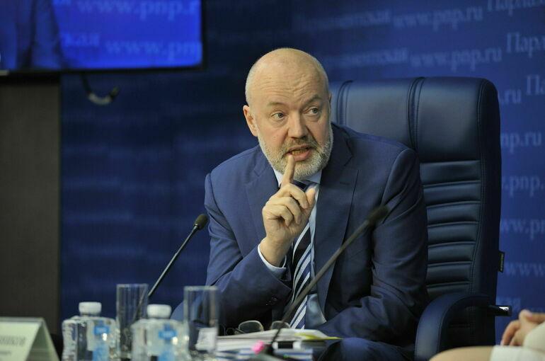 Название должности мэра Москвы не изменится, сообщил Крашенинников