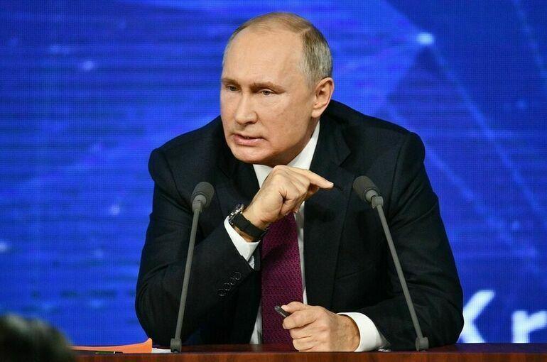 Путин призвал кабмин плотно работать со всеми фракциями Госдумы VIII созыва