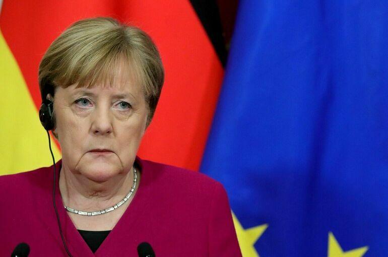 Эксперт предположил, чем займётся Меркель после сложения полномочий канцлера