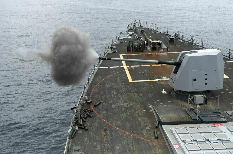 США создали группу эсминцев для противодействия российским подлодкам в Атлантике
