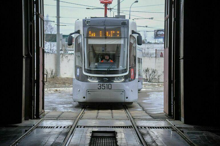 В кабмине разработают законопроект о ремонте трамвайных путей за счёт дорожных фондов
