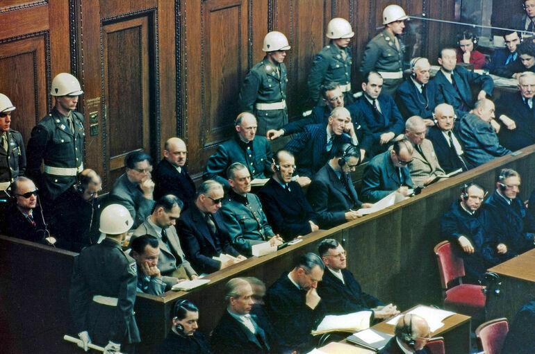 Школьники почти ничего не знают о Нюрнбергском трибунале