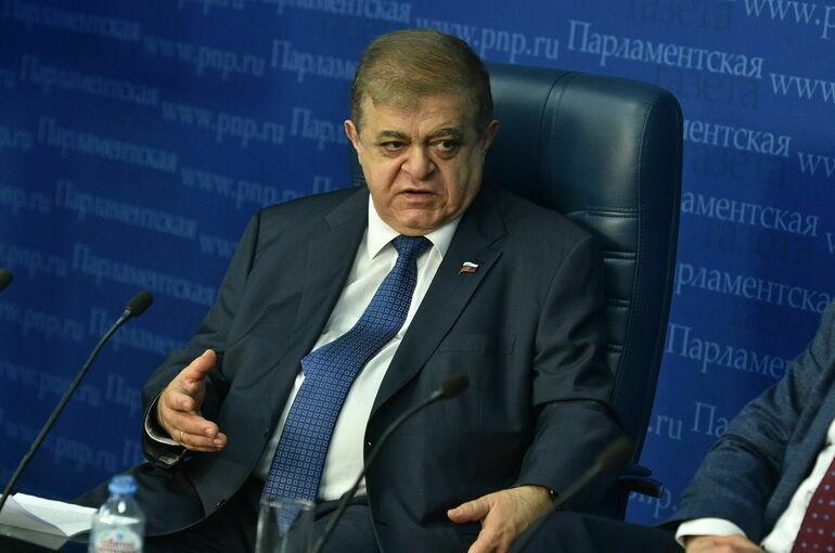 Джабаров продолжит работать сенатором от Еврейской автономной области