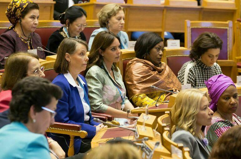 13-15 октября в Санкт-Петербурге пройдёт третий Евразийский женский форум