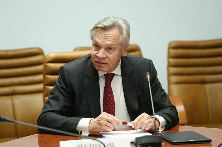 Пушков призвал готовиться к серьёзным действиям в адрес интернет-гигантов