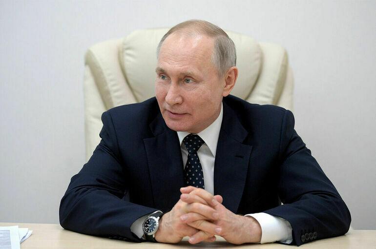 Путин рассказал, сколько россиян отдохнули в Турции с начала года