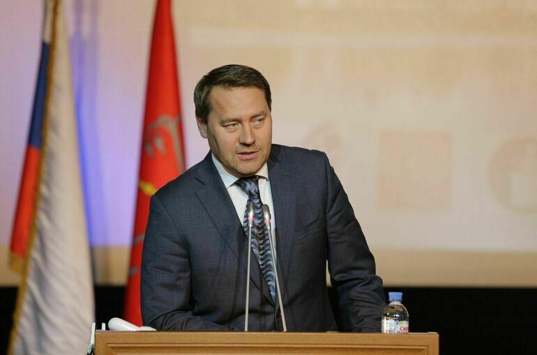 У петербургского парламента новый спикер