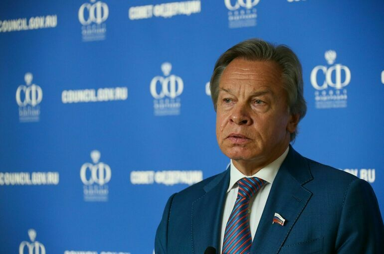 Пушков вновь назначен сенатором от Пермского края