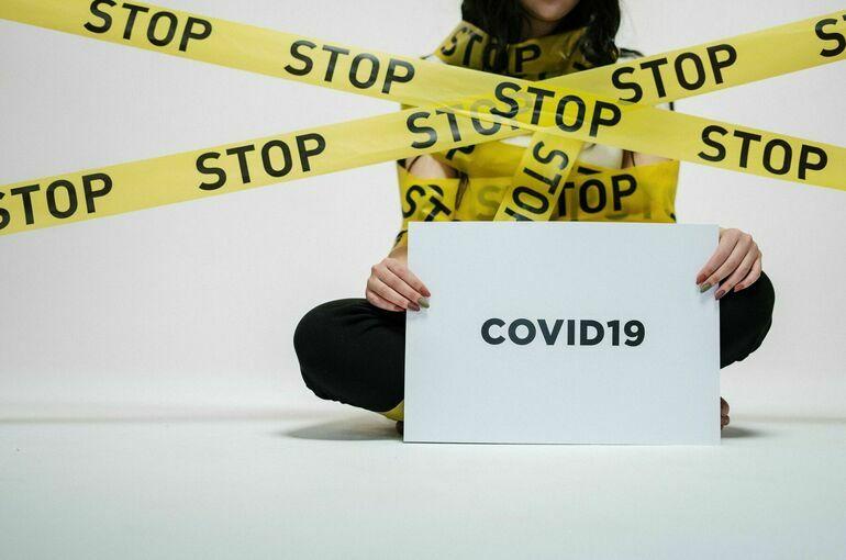 В России третий день подряд регистрируют максимум смертей от COVID-19