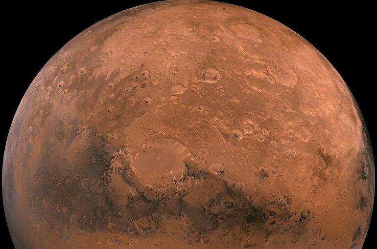 Учёные выяснили, как сформировались речные долины на Марсе