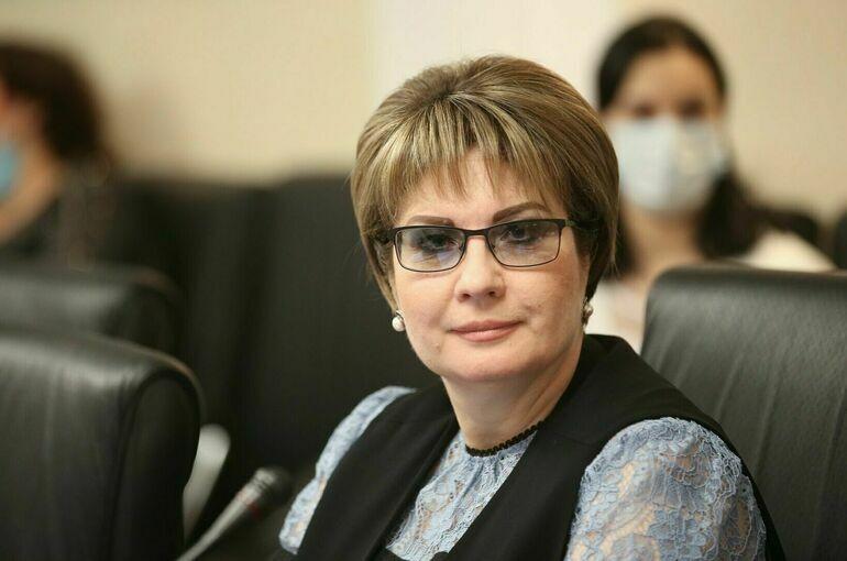 Грешнякова сообщила о завершении работы в Совете Федерации
