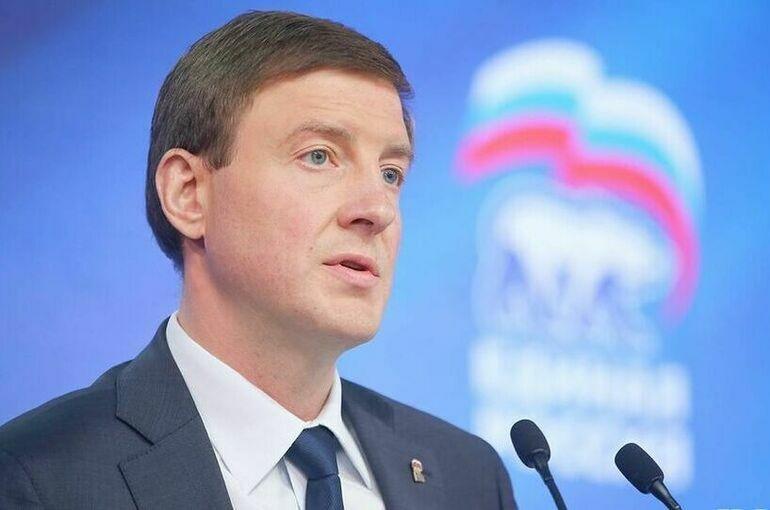 Псковские депутаты переизбрали Турчака в Совет Федерации