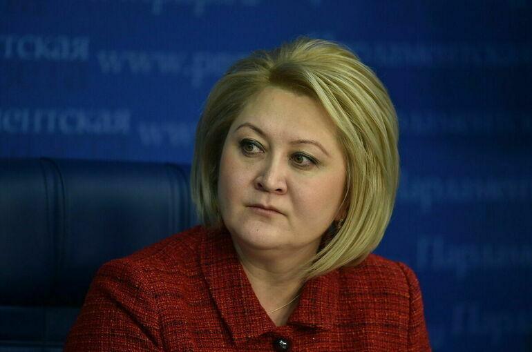 Гумерова сообщила, что законопроект о нематериальном наследии будет внесён в осеннюю сессию