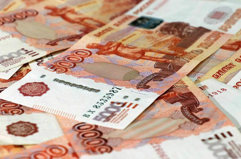 Профицит федерального бюджета за первое полугодие составил 774,7 млрд рублей