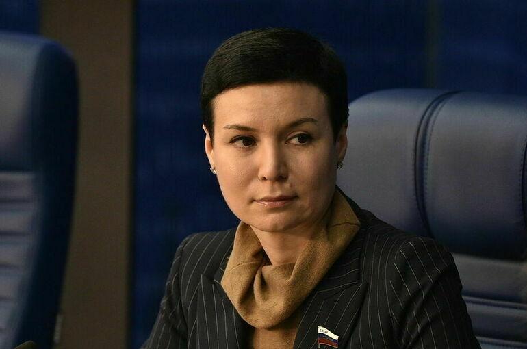 Рукавишникова предложила создать международный Кодекс этики в сфере искусственного интеллекта