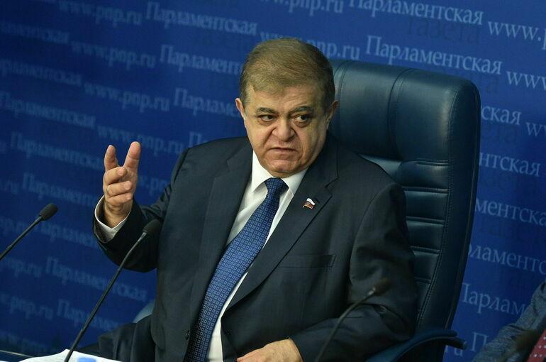 Джабаров: на Западе хотят превратить IT-компании в орудие политической борьбы