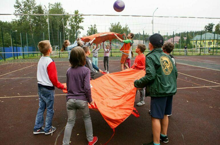 В России разработают план модернизации детских лагерей