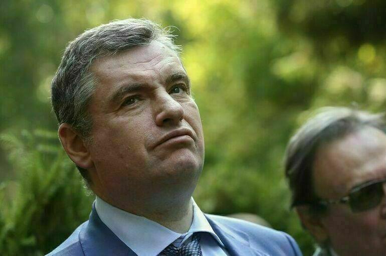 Слуцкий назвал лицемерием возмущение Украины из-за поставок российского газа Венгрии